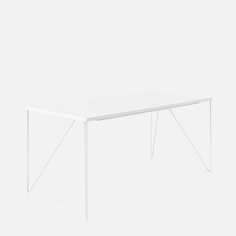 Schreibtisch Sam Weiß mieten