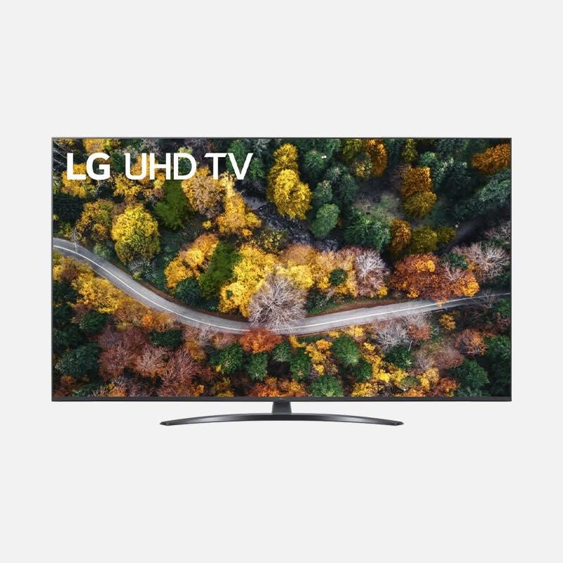 LG 55UP78009LB UHD 4K Smart TV mieten
