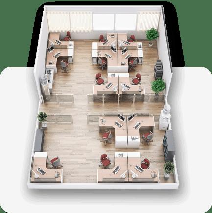 Lendis - Unsere Leistungen - Office as a Service