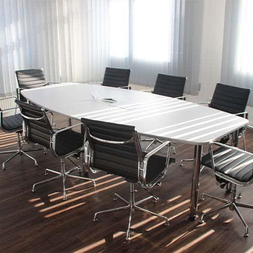 Arbeitsbereich - Konferenzraum