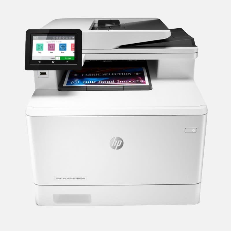 HP Color LaserJet Pro MFP M479dw Drucker clever mieten statt kaufen