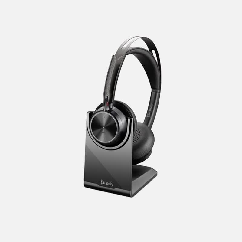 Poly Voyager Focus 2 Kopfhörer mieten