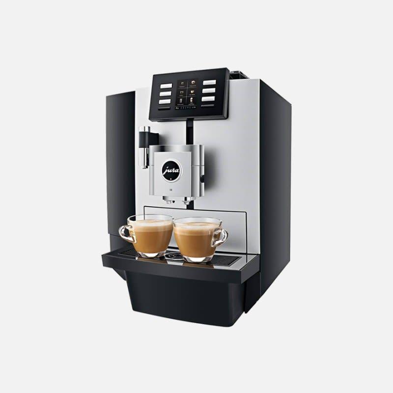 JURA X8 Kaffeeautomat clever mieten statt kaufen
