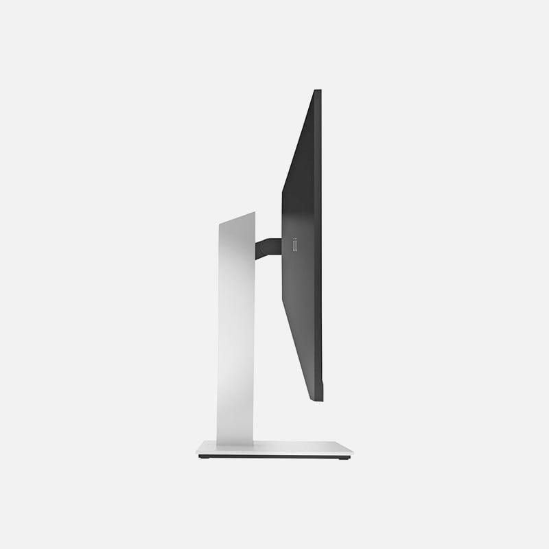 HP E27u G4 27 Zoll FHD USB-C Monitor - Seitenansicht