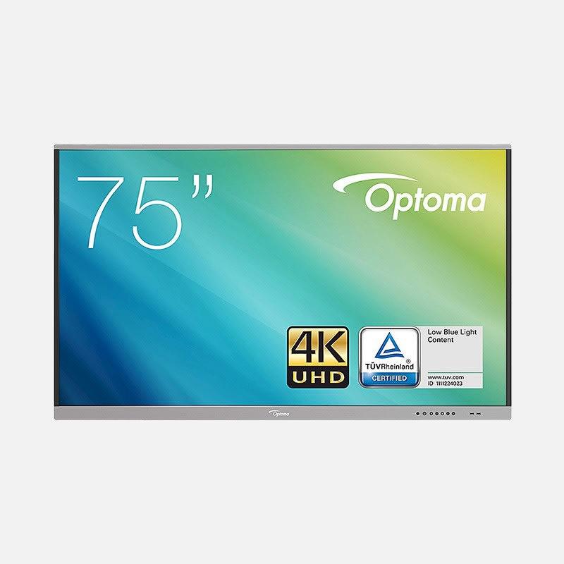 Optoma 5751RK 75 Zoll 4K Interaktives Display mieten