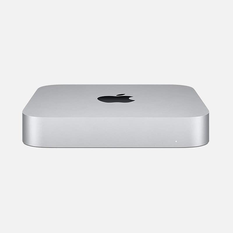 Apple Mac Mini mieten - Vorderansicht