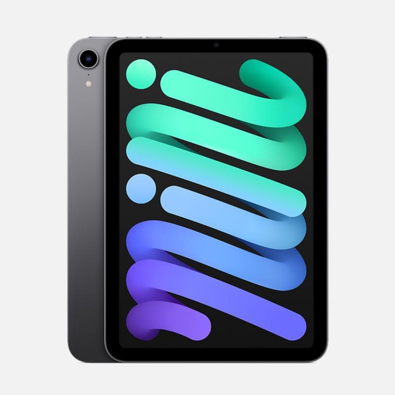 Apple iPad Mini (2021) Space Grau mieten
