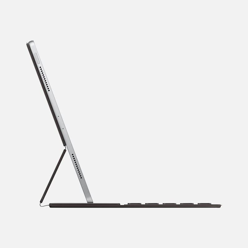 Apple Smart Keyboard Folio für iPad Pro (2020) mieten - Seitenansicht