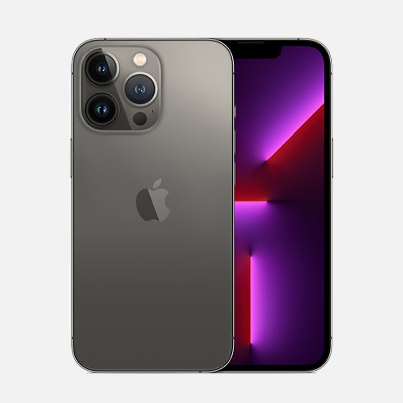 Apple iPhone 13 Pro Grau mieten