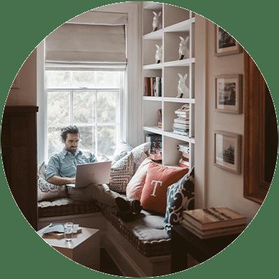 Remote Work - Teleheimarbeit