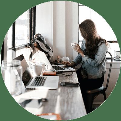 Remote-Work - Mobile Arbeit