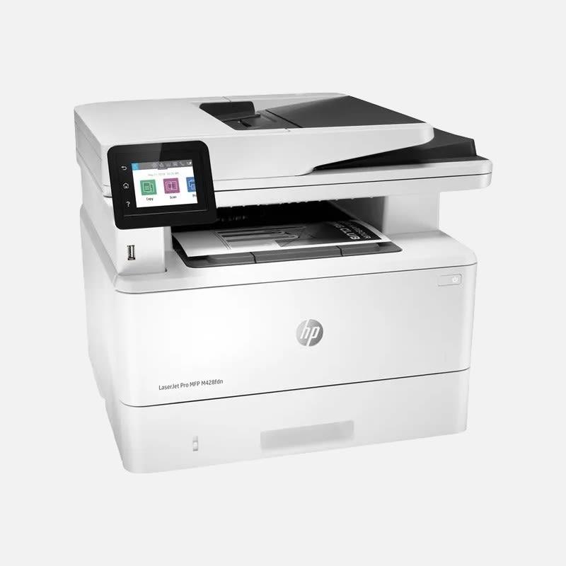 HP LaserJet Pro MFP M428fdn Drucker mieten
