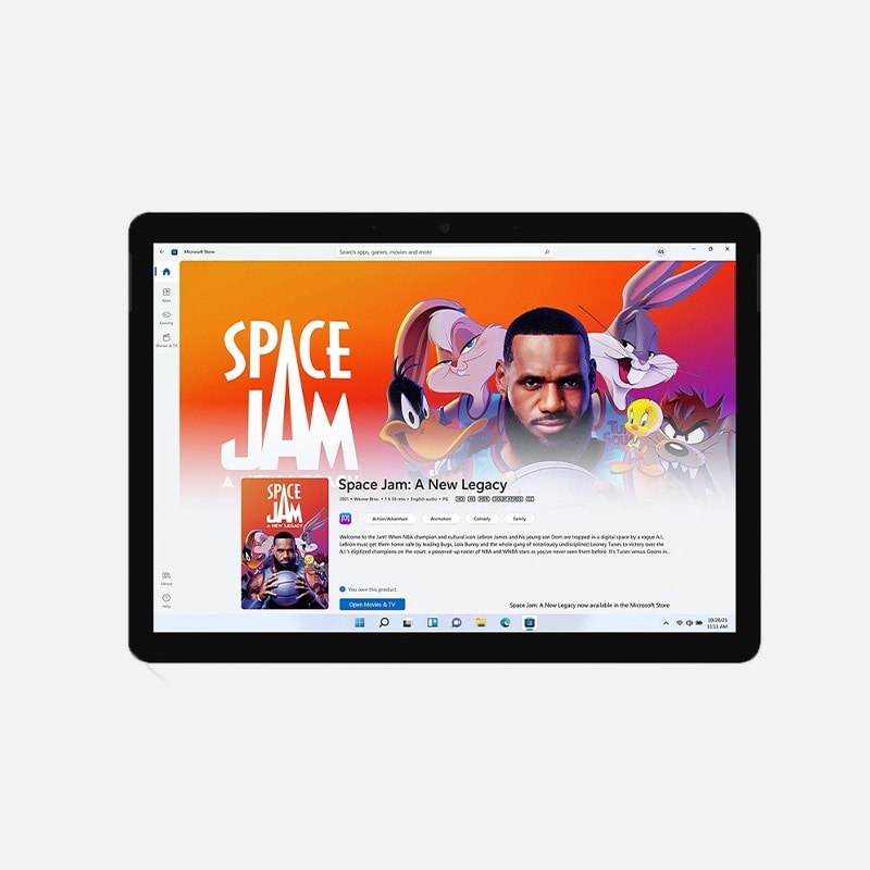 Microsoft Surface Pro 8 Tablet mieten