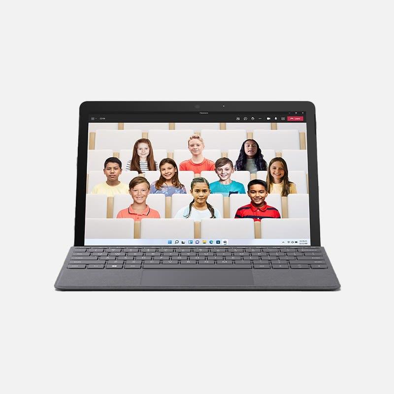 Microsoft Surface Go 3 Tablet mieten - Mit zusätzlichem Keyboard