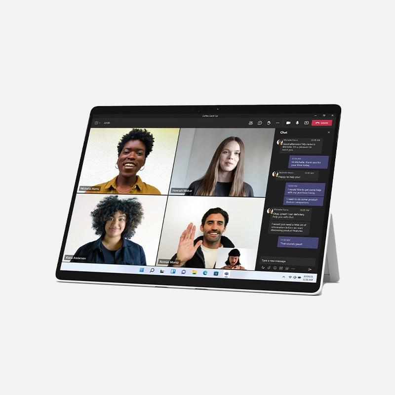 Microsoft Surface Go 3 Tablet mieten