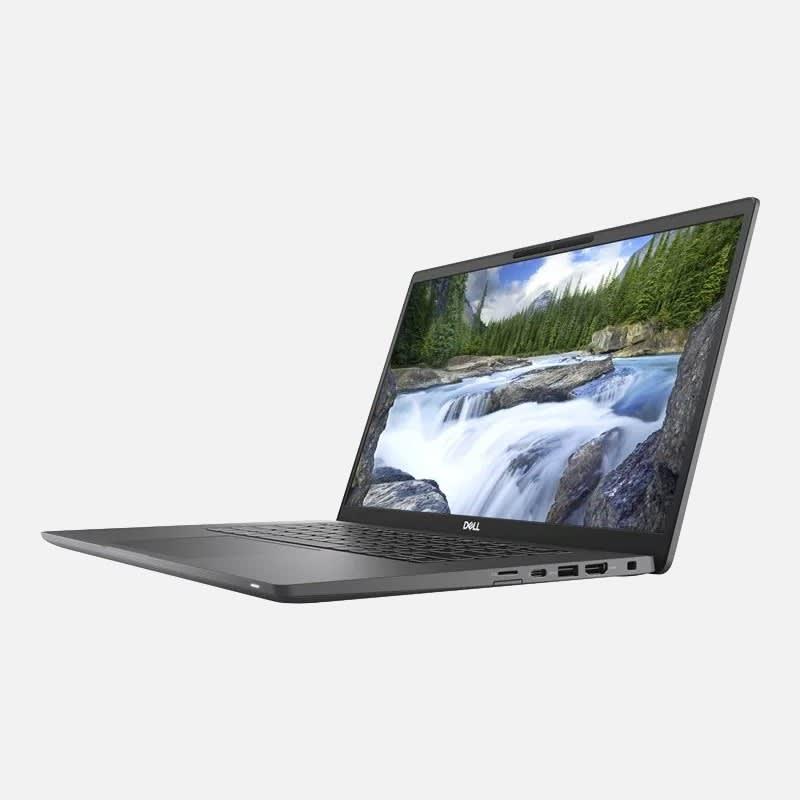 Dell Latitude 7520 Notebook mieten - Seitenansicht