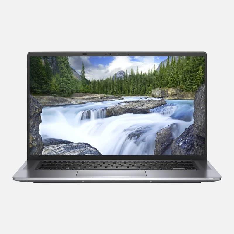Dell Latitude 9520 Flip Notebook mieten - Frontansicht