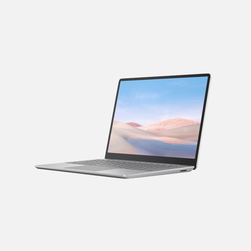 Microsoft Surface Laptop Go mieten - Seitenaischt