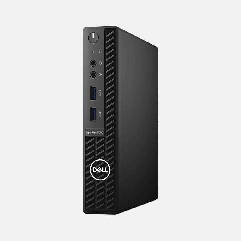 Dell OptiPlex 3080 Micro All-in-One Desktop-PC mieten