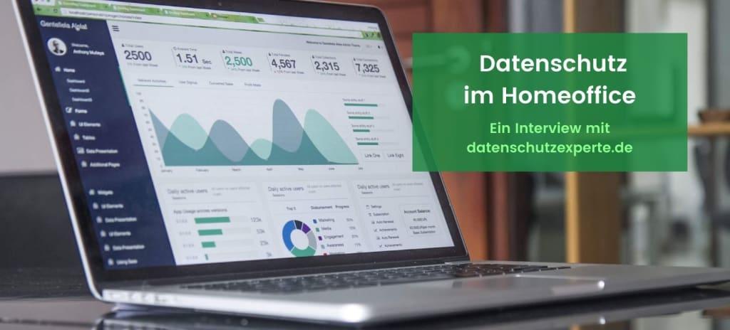 Datenschutz und Homeoffice