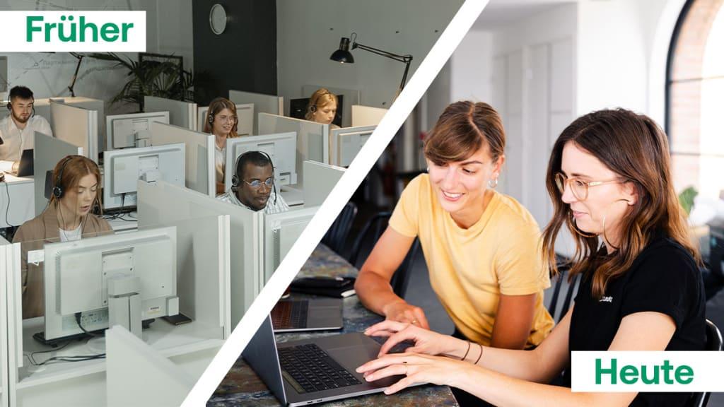 Folgen von Remote-Work - Rückgang der Büroflächen