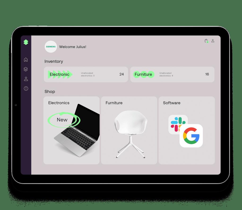 Lendis Shop - Plattform Recommendation