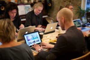 Arbeit im Hoffice - Trend aus Skandinavien