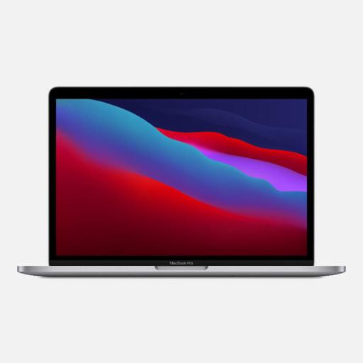 Apple MacBook Pro 13,3 Zoll 2020 - Space Grau mieten
