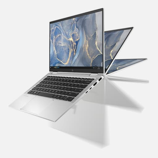 HP EliteBook x360 1040 G8 Laptop mieten