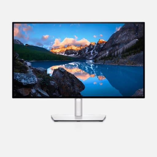 Dell UltraSharp U2722D WQHD Monitor mieten