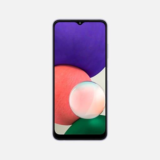 Samsung Galaxy A22 Smartphone mieten