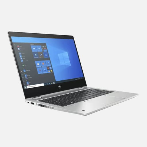 HP ProBook x360 435 G8 Laptop mieten