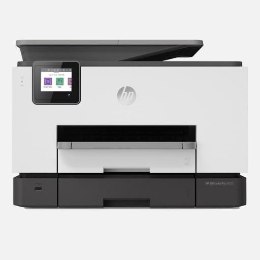 HP OfficeJet Pro 9022 MFP Drucker mieten
