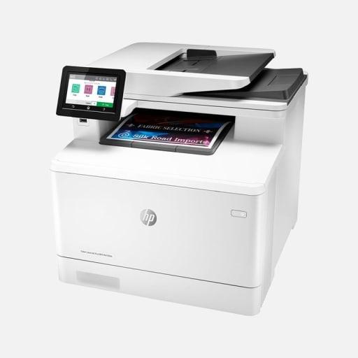 HP Color LaserJet Pro MFP M479fdn Multifunktionsdrucker mieten