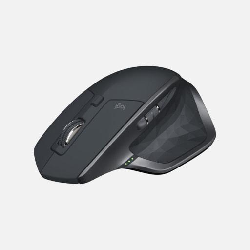 Logitech MX Master 2S Ergonomische Maus, kabellos mieten