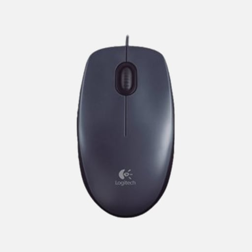 Logitech M100 Maus, kabelgebunden mieten