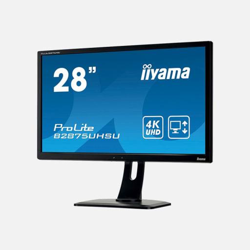 iiyama B2875UHSU-B1 ProLite 4K UHD Monitor mieten