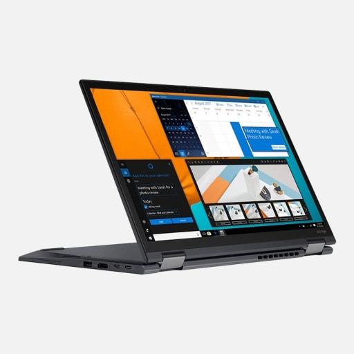 Lenovo ThinkPad X13 Yoga G2 Laptop mieten