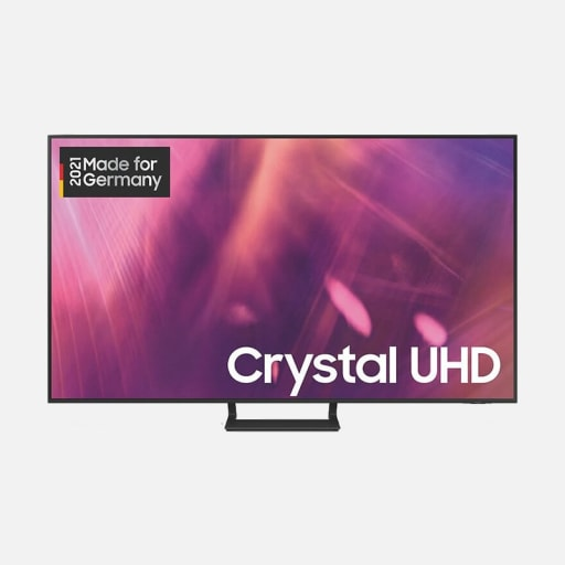 Samsung GU50AU8079U Crystal UHD 4K Smart TV mieten