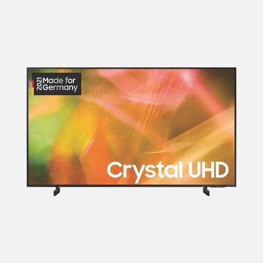 Samsung GU85AU8079U Crystal UHD 4K Smart TV mieten