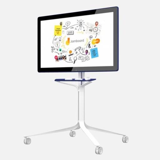 Google Jamboard, 55'' inkl. Ständer & Lizenz clever mieten statt kaufen