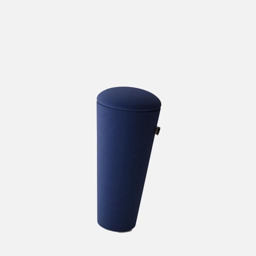 Sitzhocker Herbert Blau clever mieten statt kaufen