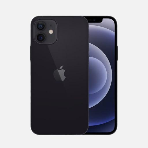 Apple iPhone 12 Schwarz clever mieten statt kaufen