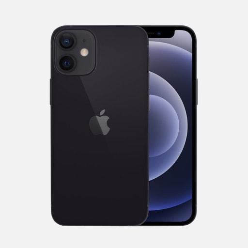 Apple iPhone 12 mini Schwarz clever mieten statt kaufen