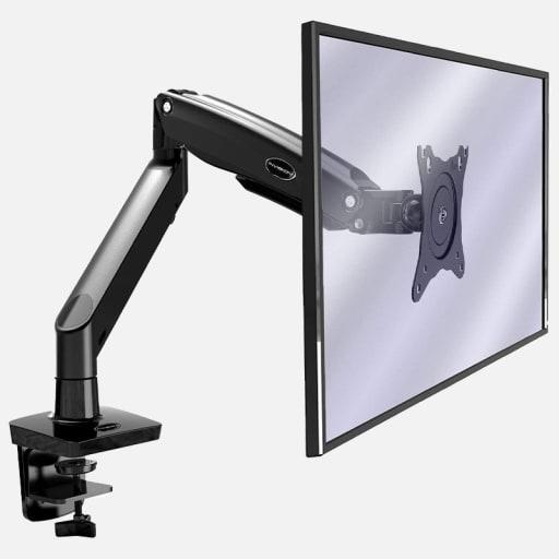 Höhenverstellbare Monitorhalterung mieten