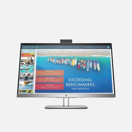 HP E243d EliteDisplay FHD Dockingmonitor mieten
