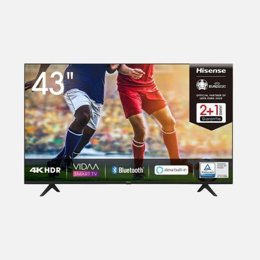 Hisense 43AE7000F 43 Zoll 4K Smart TV mieten
