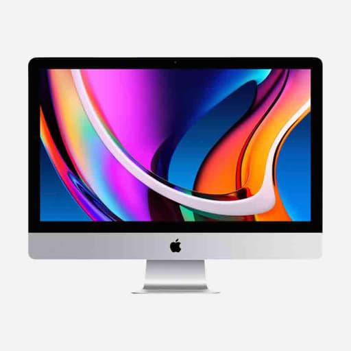 Apple iMac 27 Zoll Silber clever mieten statt kaufen