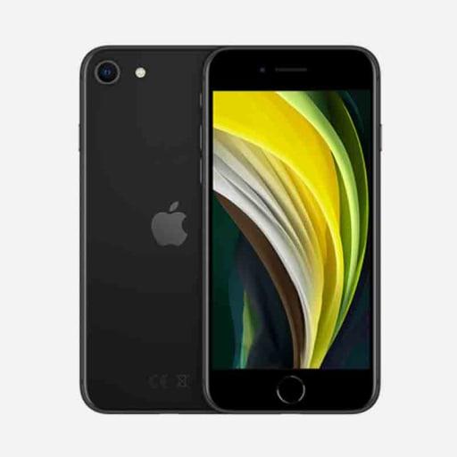 Apple iPhone SE 2nd Generation Schwarz clever mieten statt kaufen