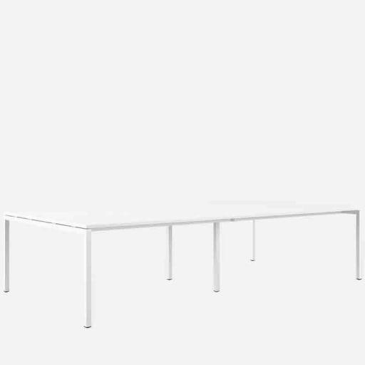 Konferenztisch Pia Weiß clever mieten statt kaufen